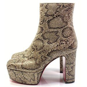 Christian Louboutin Protoboot 110 Ankle Boots 37